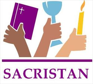 Sacristans Are Key People