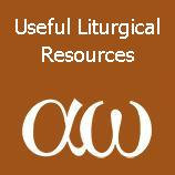 Useful Liturgical Resources
