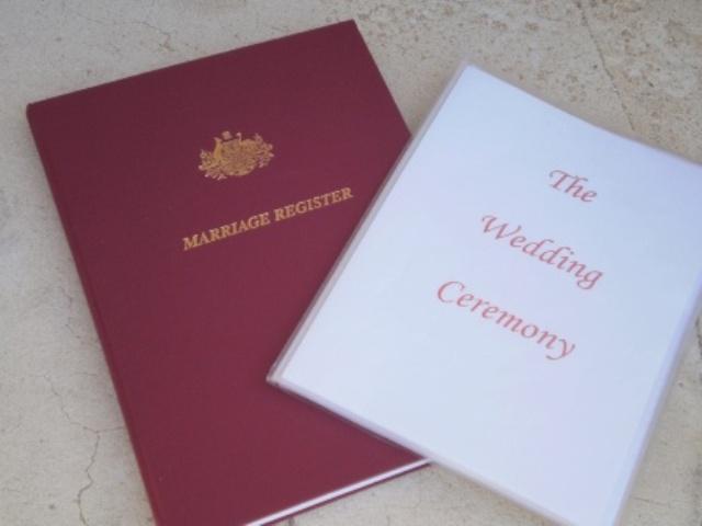 Ceremony texts